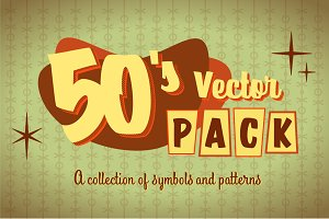 50's Vector Pack