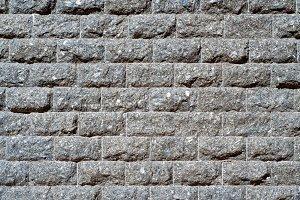 Granite Brick Wall