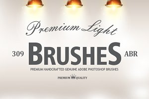 309 Photoshop Light Effect Brushes