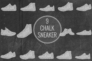 Chalk Sneakers
