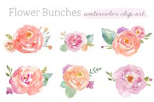 watercolor bouquet