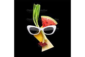 Fruity Art.
