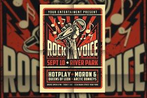 Rock Voice Concert