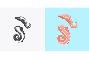 Sliced Octopus Tentacles Variations