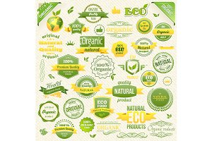 Logo elements for Food and Drink