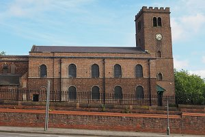 St James Church in Liverpool