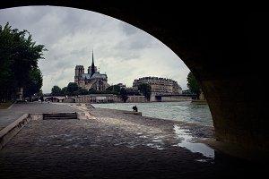 Paris. Spring