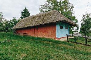 Old and unique farmhouse