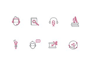 Translater Icons