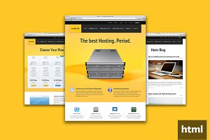 Hostr - HTML Template