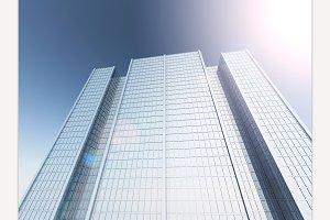 Skyscraper Rendering