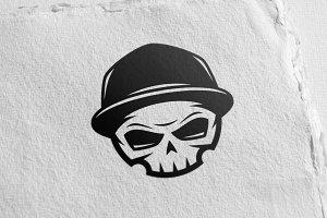Skull in Cap (2)