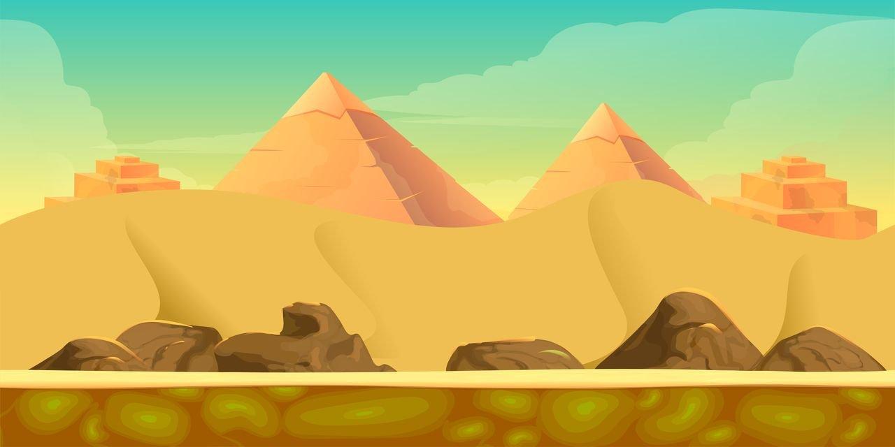 desert game background illustrations creative market