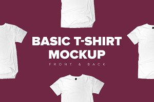 Basic T-Shirt Mockup