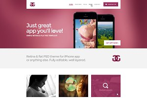 3in1! The GG — Retina Template