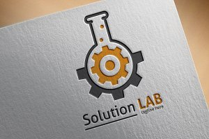 Solution Lab Logo