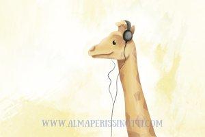 Animal Illustration PSD