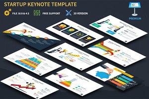 Startup Keynote Presentation