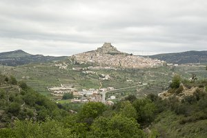 The town of Morella