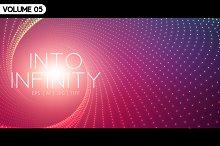 Into Swirl Infinity Backgrounds