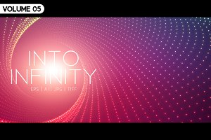 Into Swirl Infinity Backgrounds