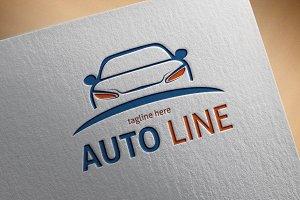 Auto Line Logo
