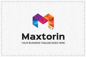 Maxtorin Logo Template