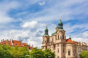 Old Town of Prague, Czech Republic.