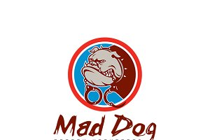 Mad Dog Energy Logo