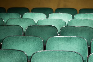 Theater seats L