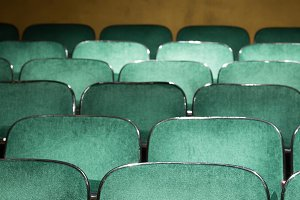 Theater seats M