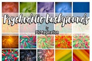 Psychodelic backgrounds