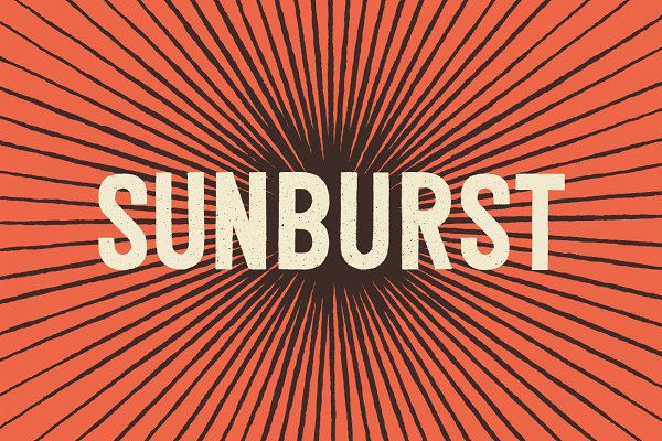 10 StarBurst - Hand Illustrated