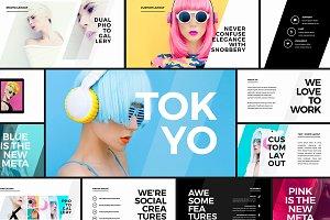 Tokyo - Creative Presentation