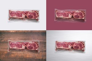 Butchery branding pack