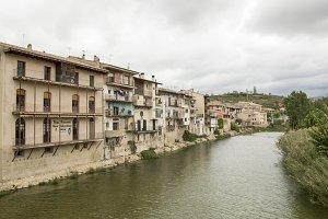 The town of Valderrobres