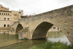 Stone bridge Valderrobres