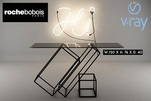 OUTLINE CONSOLE - Rochebobois