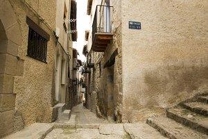 Streets of Valderrobres