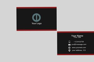 Strivcbc Business Card Template