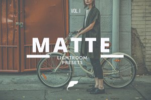 45+ Matte Lightroom Presets Vol. I