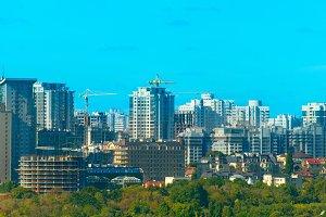 Kiev development, Ukraine