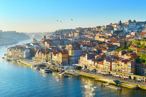 Beautiful Porto, Portugal