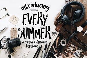 Every Summer Script