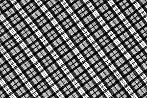 black and white diagonal fabric
