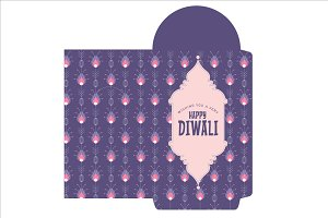 diwali/deepavali money pocket vector