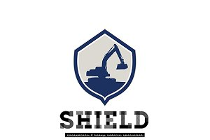 Shield Excavators and Heavy Equipmen
