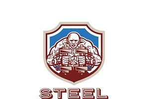 Steel Sports Supplements and Vitamin