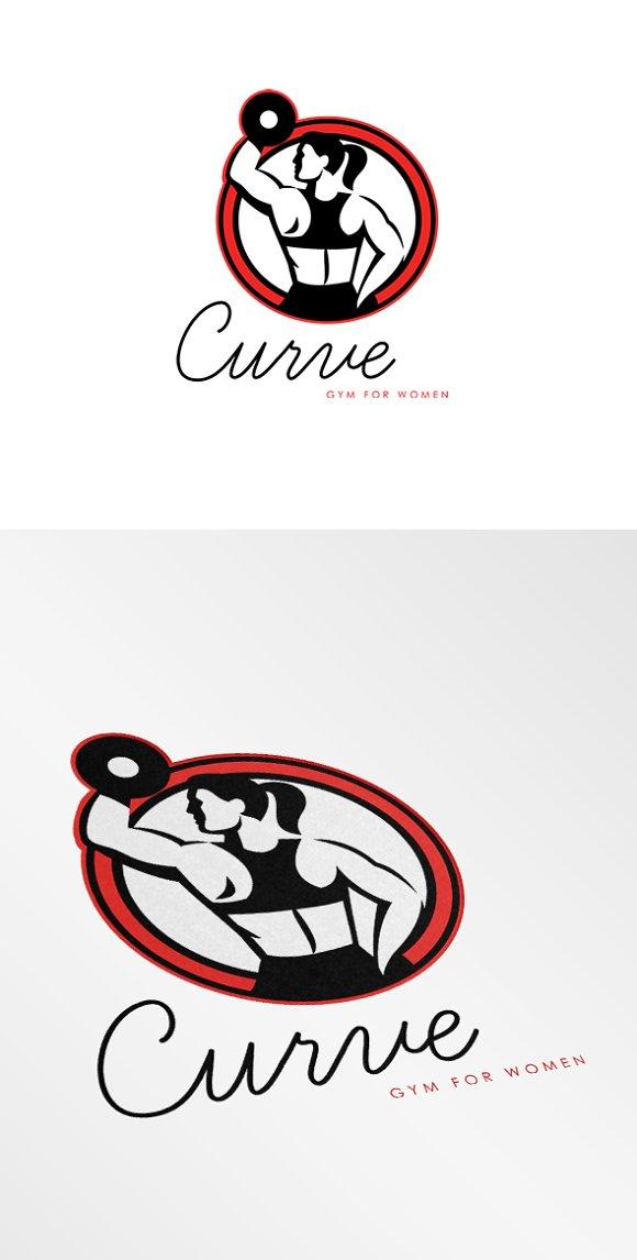 ladies gym logos - photo #5