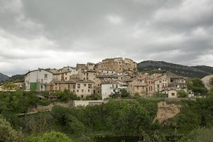 The town of Beceite